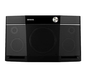 Exos-9 Portable Bluetooth Speaker (Aiwa)