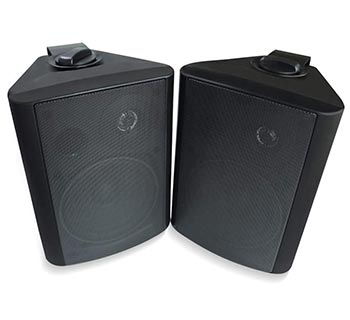 Herdio 200 Watts All-Weather Speaker for Garage