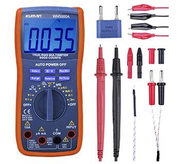 Kuman-WH5000A Digital Multimeter