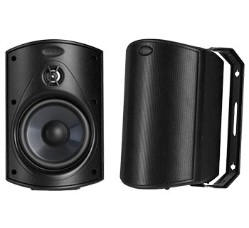 Polk Audio Atrium 5 Weatherproof Garage Speakers