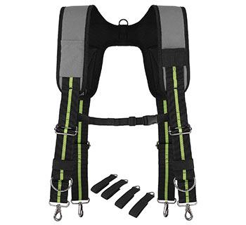 Padded Tool Belt Suspender (SpeedSquare Tools)