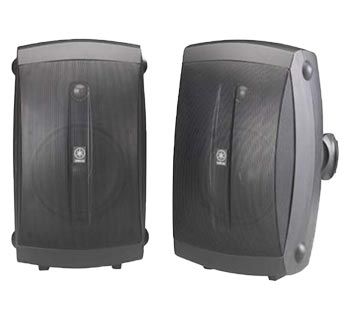 NS-AW350B All-Weather Speakers (Yamaha Audio)