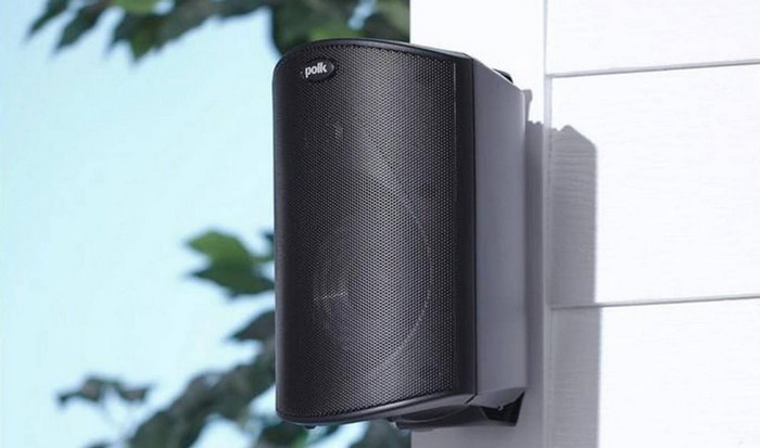 Polk Audio - best speaker for garage