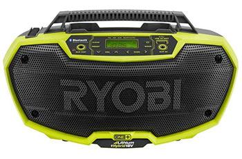 P746 One+ 18-Volt AM/FM Radio (Ryobi)