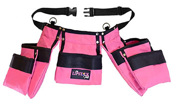 Pink Tool Belt For Women